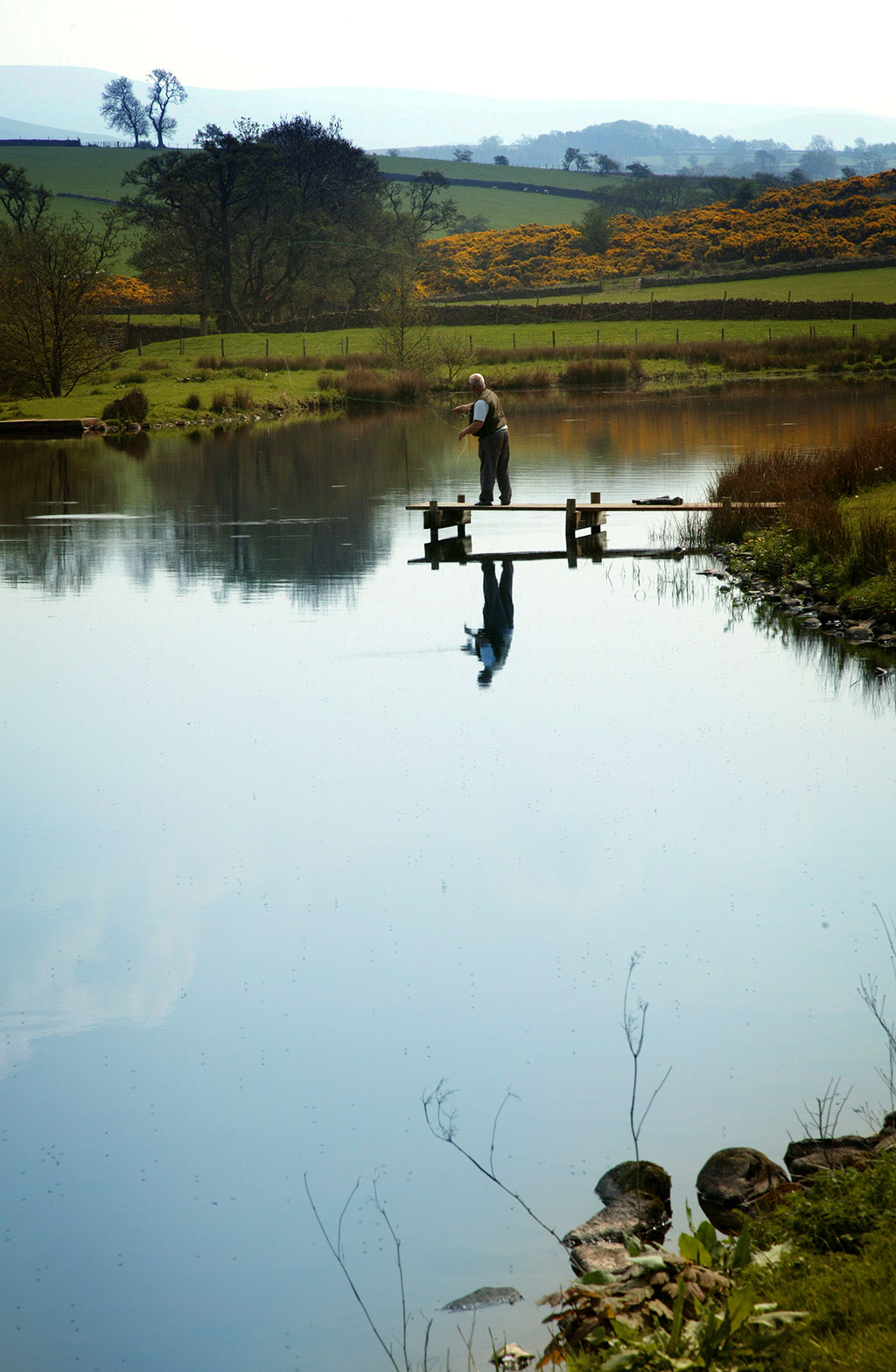 blencarn rainbow trout fishery