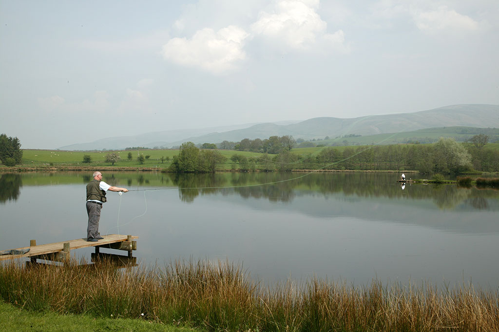 casting blencarn lake