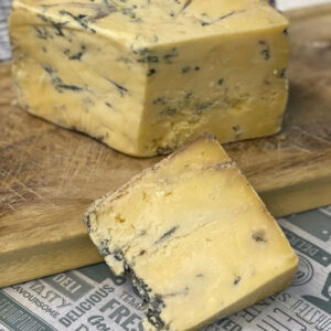 Artisan Cheese – Wensleydale Blue