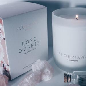 Florriana Rose Quartz
