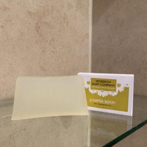 Juniper Berry Soap Bar