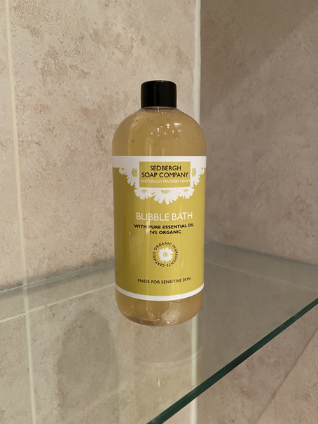 Lemongrass Bubble Bath