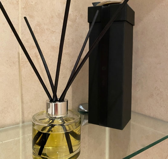 Lemongrass Reed Diffuser in Gift Box
