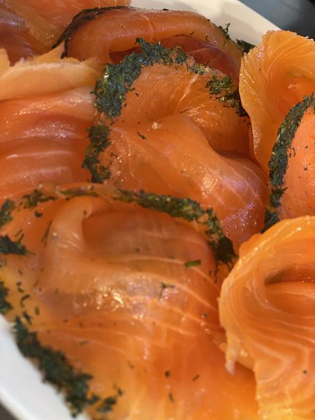 Smoked Salmon & Gravalax