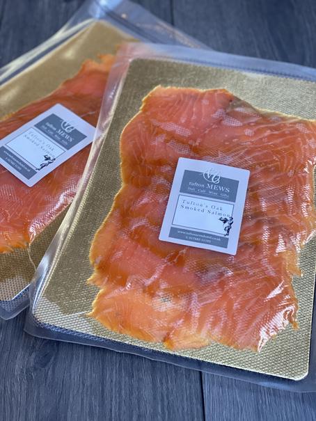 Smoked Salmon Sliced Packs
