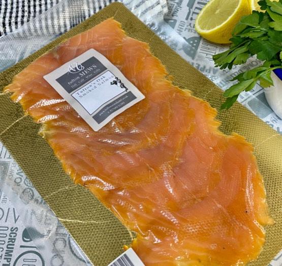 Smoked Salmon - Sliced Packs